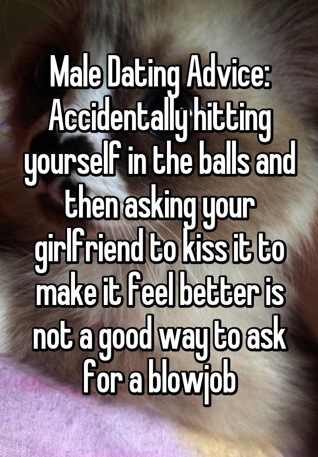 How to ask for a blowjob