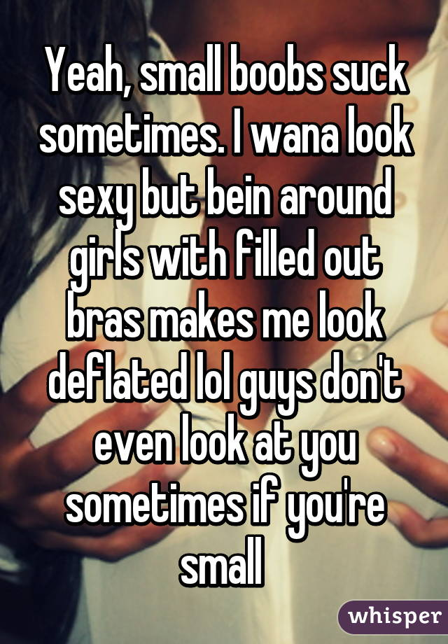 do guys like girls with small boobs