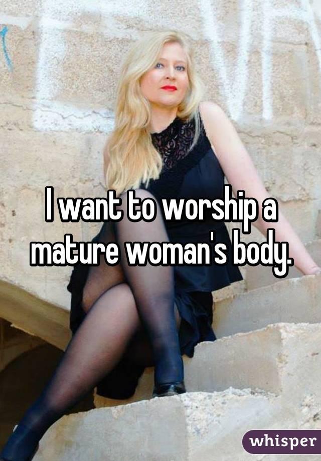 Mature womans pics