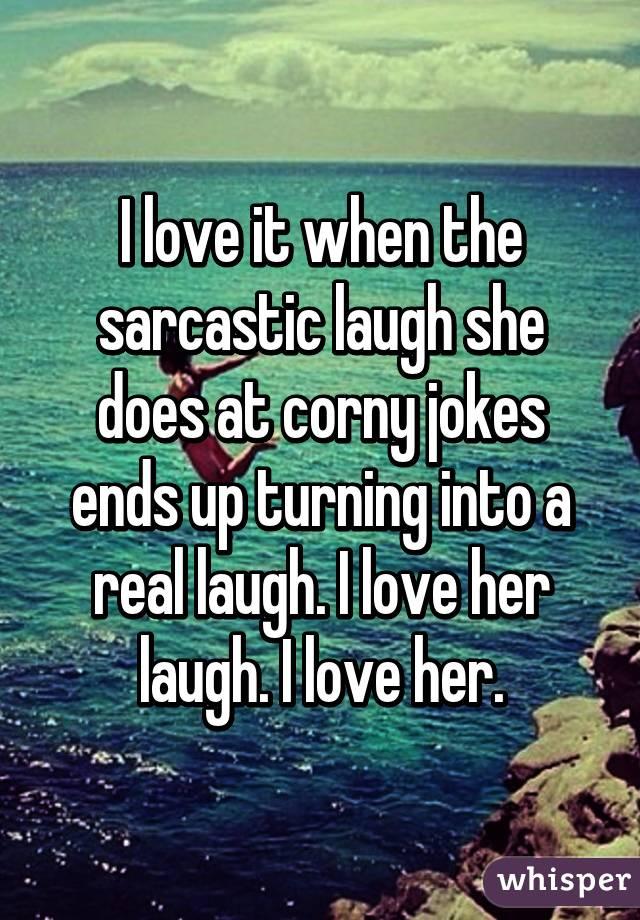 corny love jokes for her