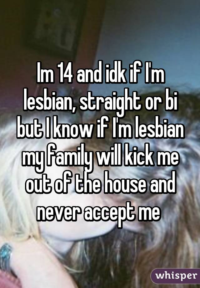 How To Tell If Im Lesbian
