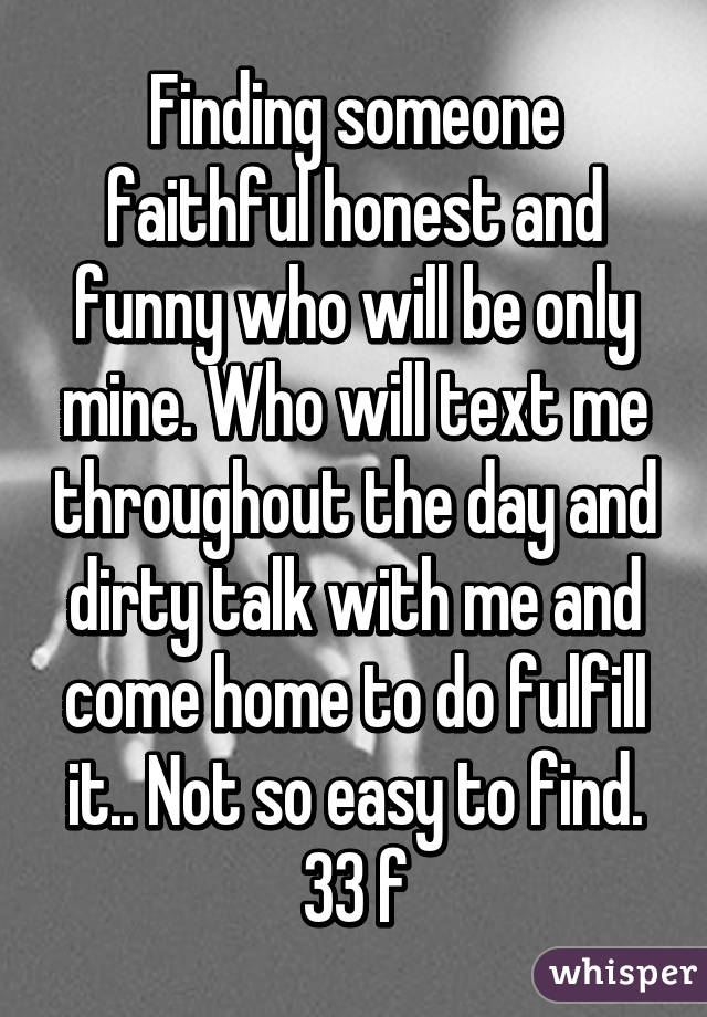 Find someone to talk dirty with