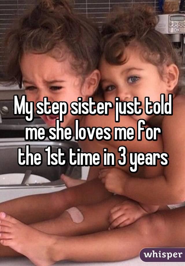 Step Sister Sis Loves Me