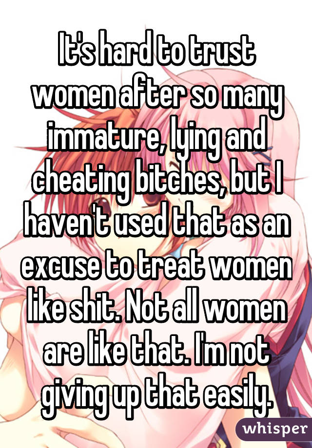 Why Do Women Lie About Cheating