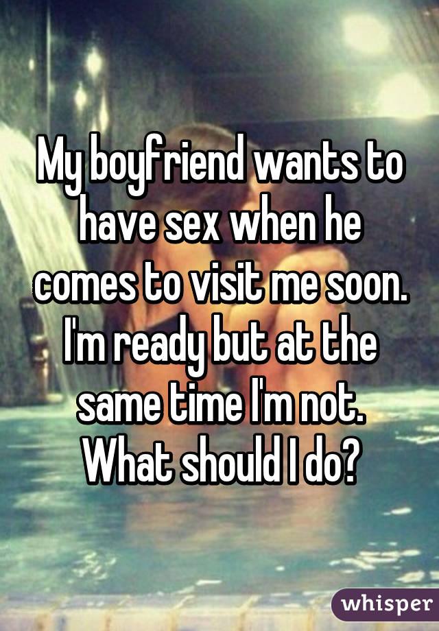 Boyfriend wants to have sex images 52