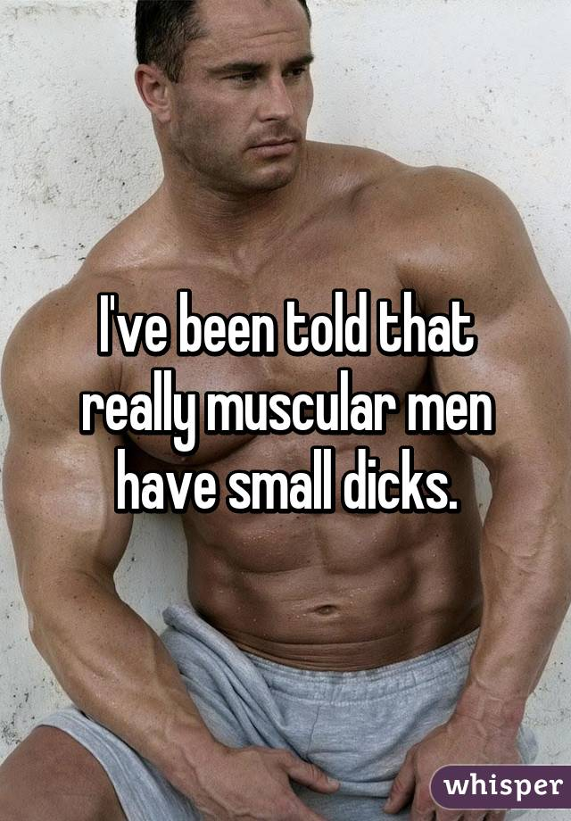 small dicks