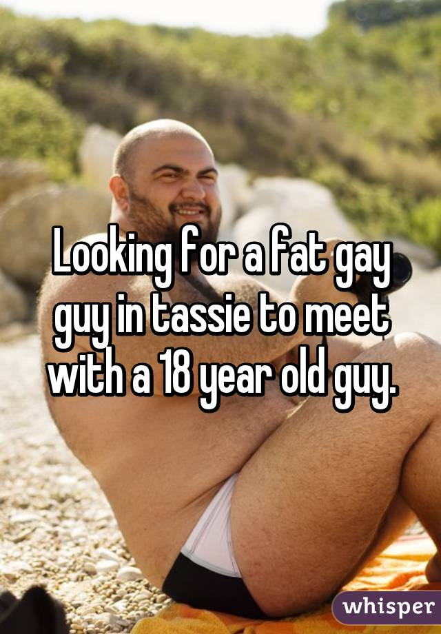 Fat old gay guys