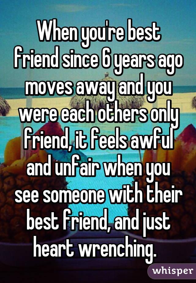 Friend best when moves your Friends That