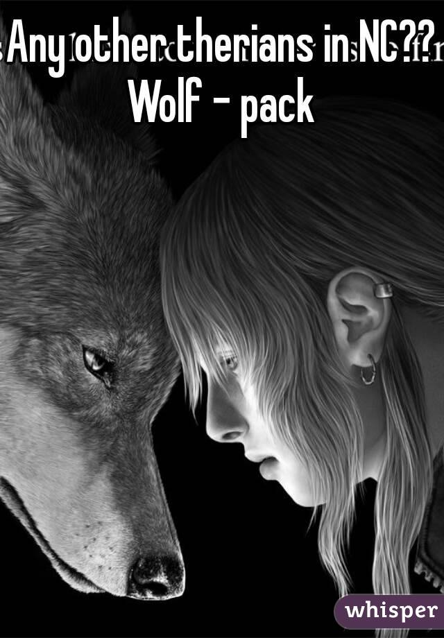 Wolf therian