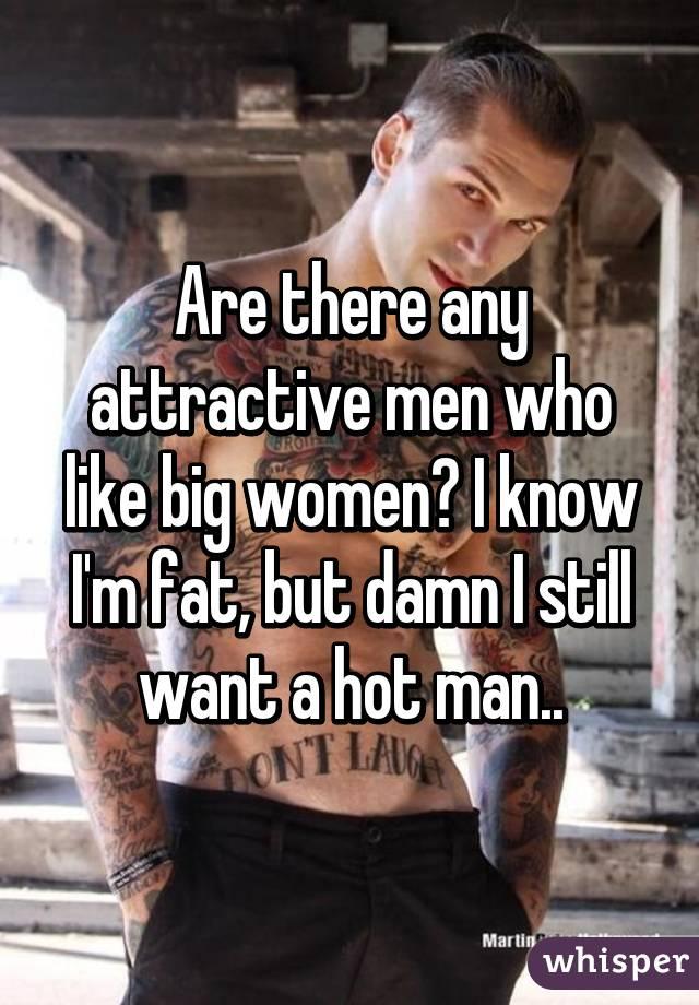 women who like big men