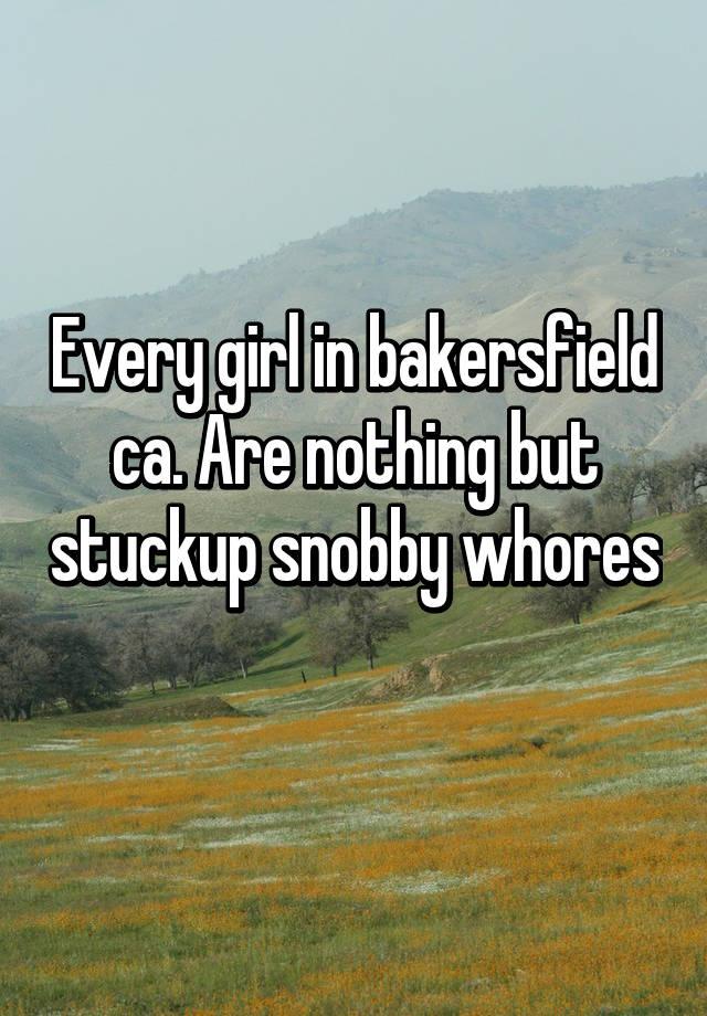 Bakersfield whores