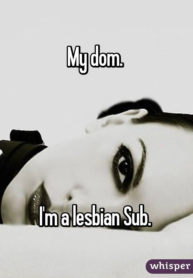 Dom lesbian