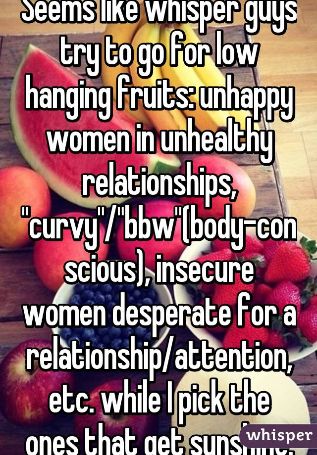 Insecure females in relationships