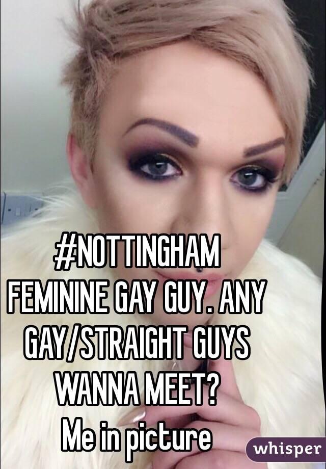 boys Feminine gay