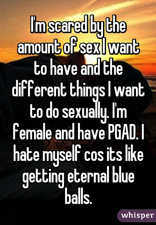 Different things to try sexually