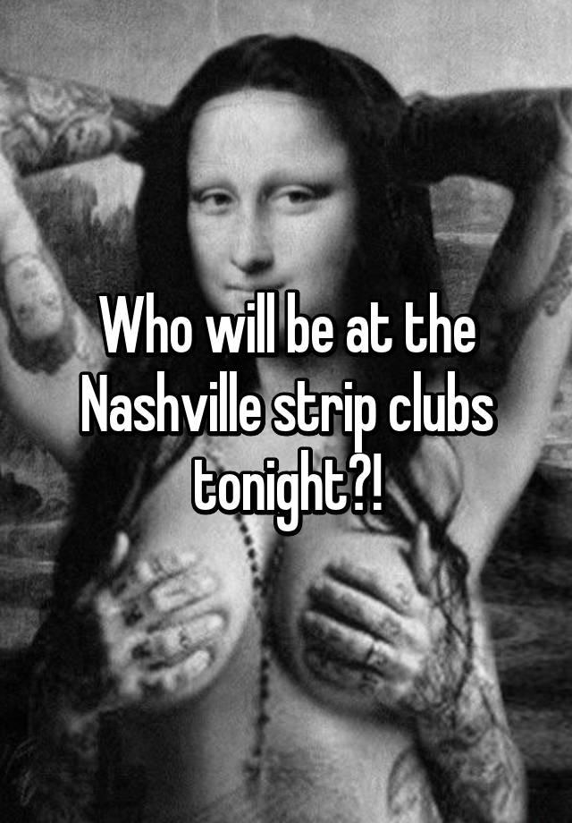 Balck strip clubs Nashville