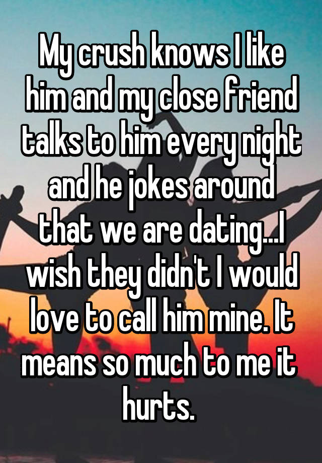 Dating me quotes