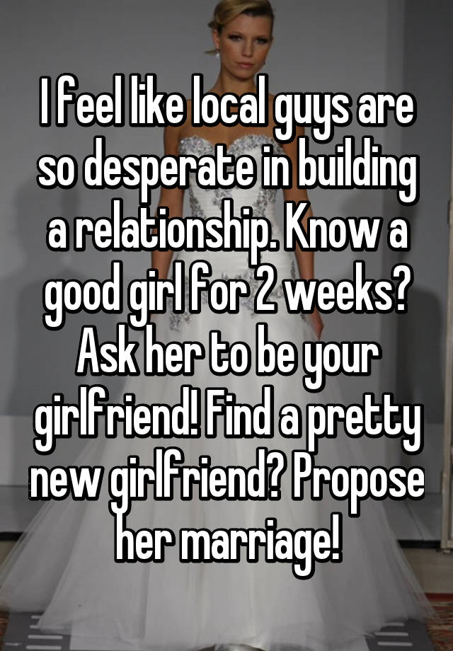 Find a local girlfriend