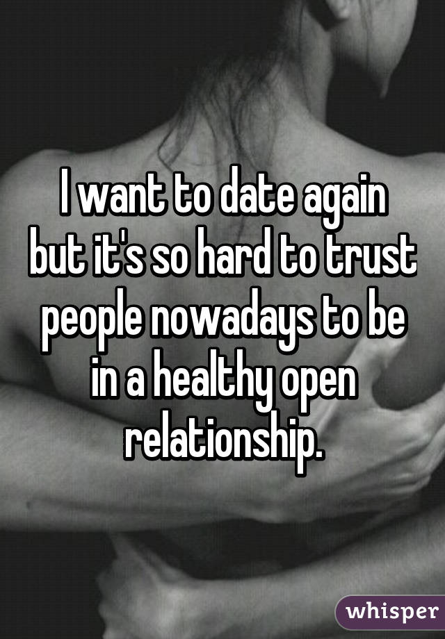 Dating Nowadays So Is Why Hard