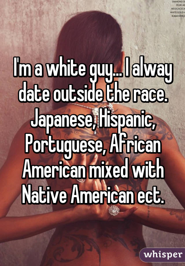 Dating african american guy
