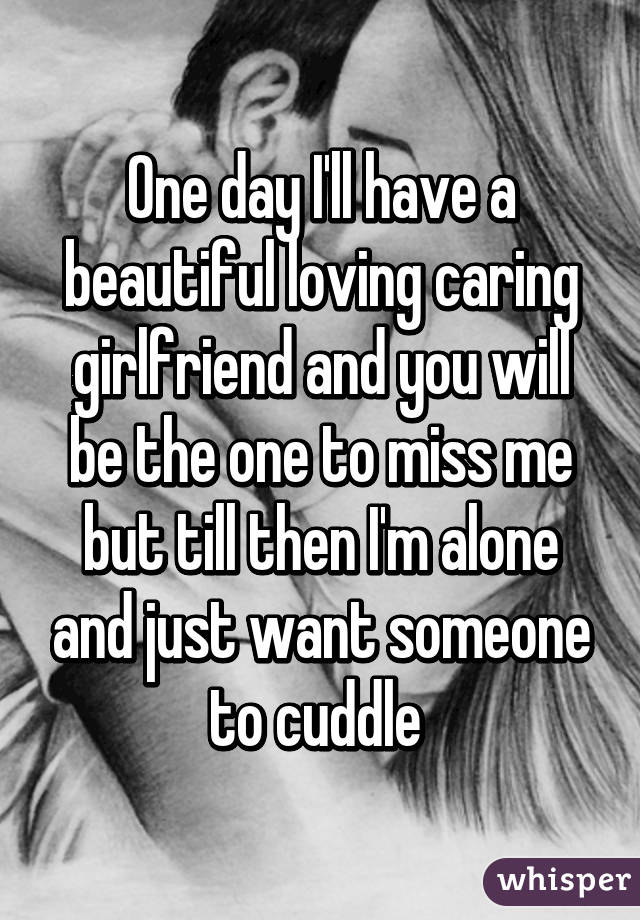 will i get a girlfriend