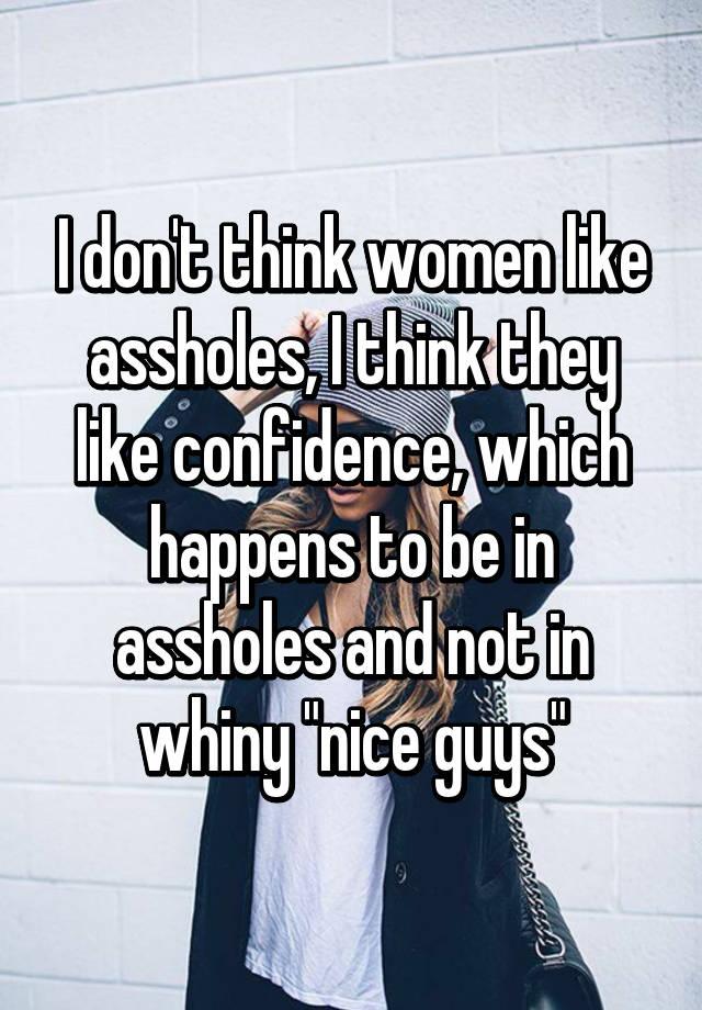 Like Do Confidence Women