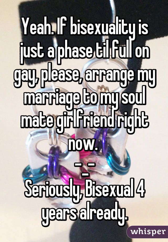 Is my mate bisexual bisexual