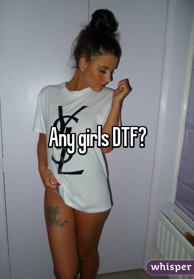 Find girls dtf