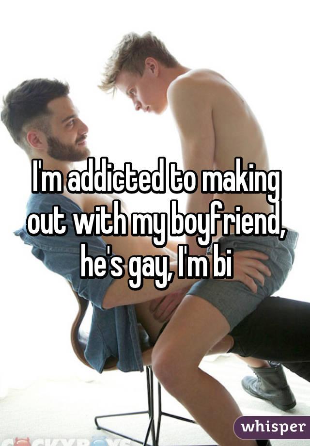 My boyfriend was gay