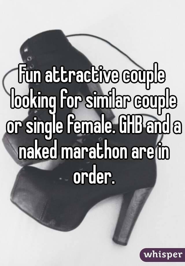 Couple looking for single female