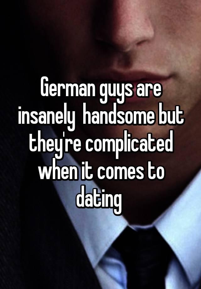 German guys dating site