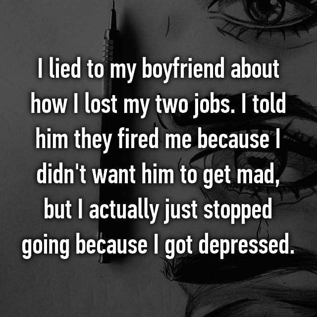 Sad Boy Alone Quotes: 23 Real Lies Women Told Their Boyfriends That Will Make