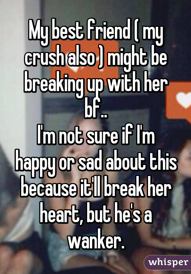 Dating A Friend And Then Breaking Up