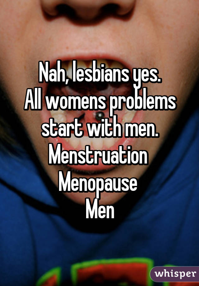 Lesbians and menopause