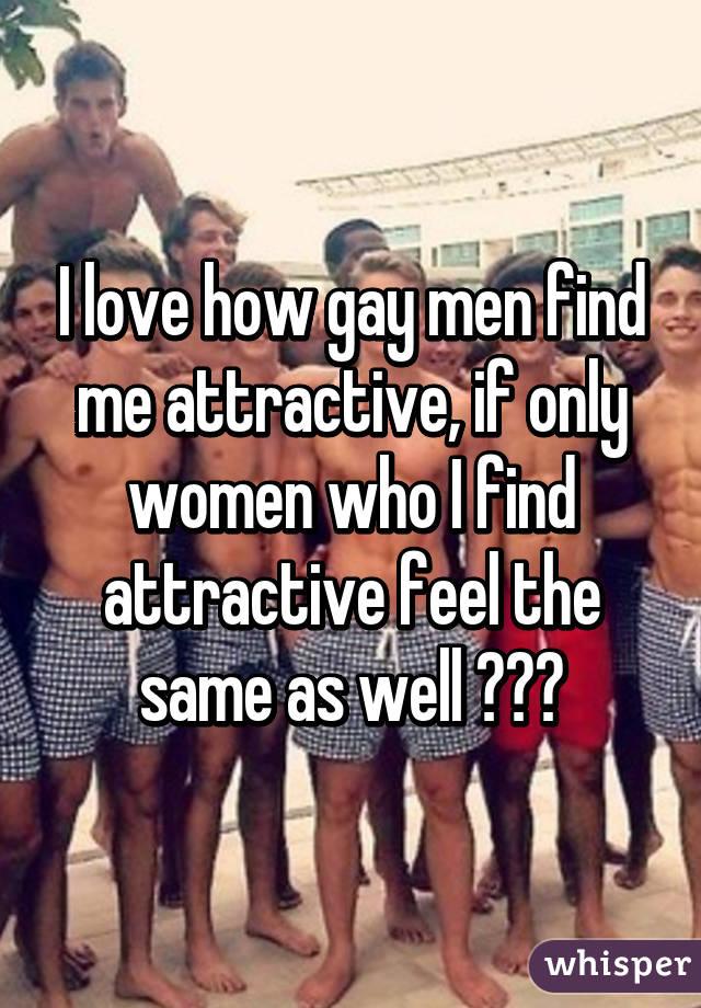 How do gay men feel about women