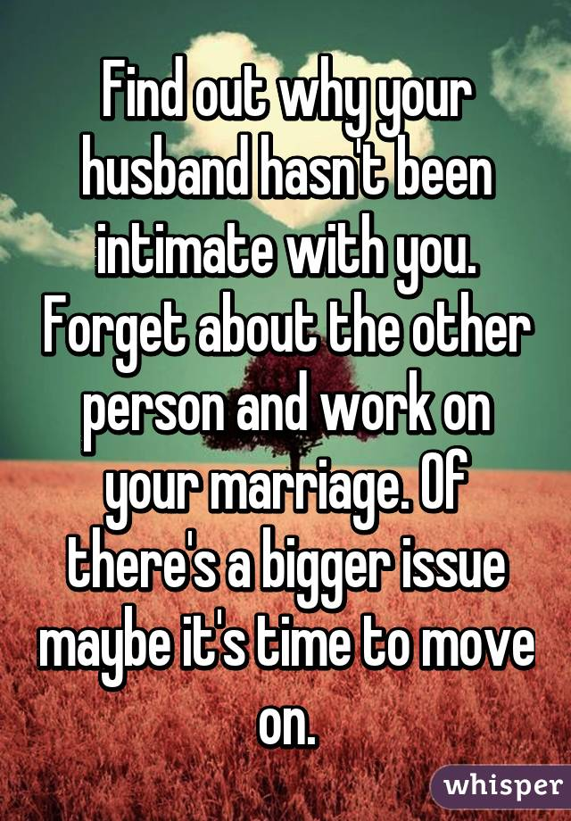 How To Forget Your Husband And Move On