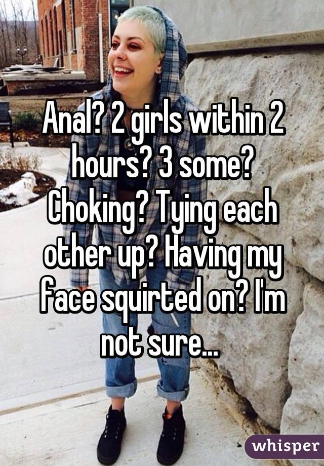 Girls Having A 3 Some