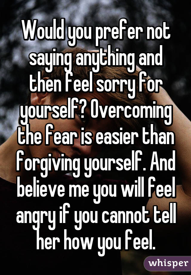 how not to feel sorry for yourself