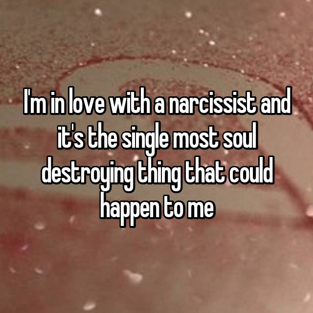 In Love With A Narcissist Woman