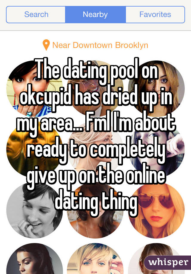 Ready To Persuade Up On On the internet Dating