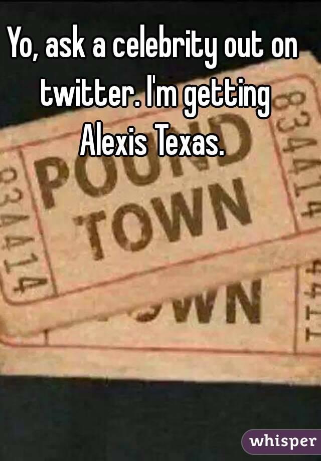 Twitter alexis texas