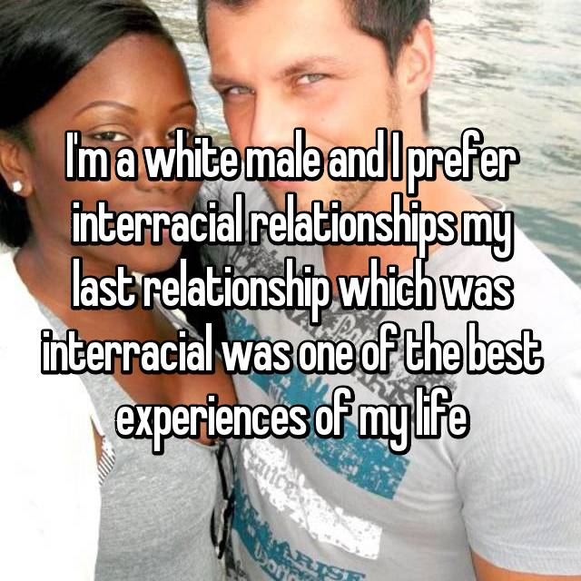 Do you like interracial dating