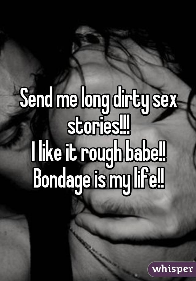 Dirty Rough Sex Stories