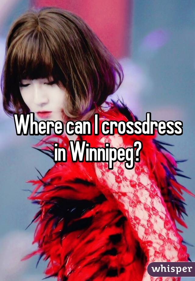 where can i crossdress