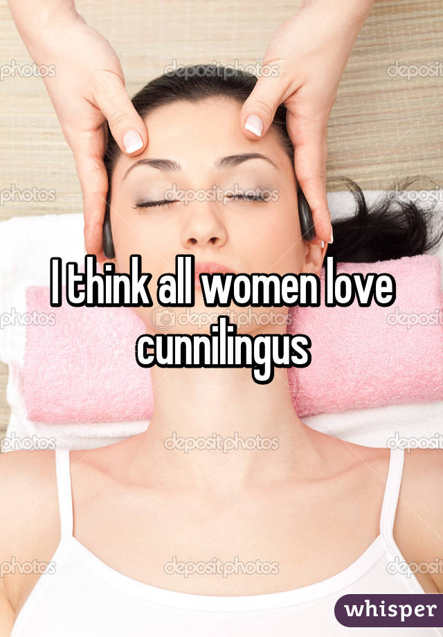 do women love cunnilingus