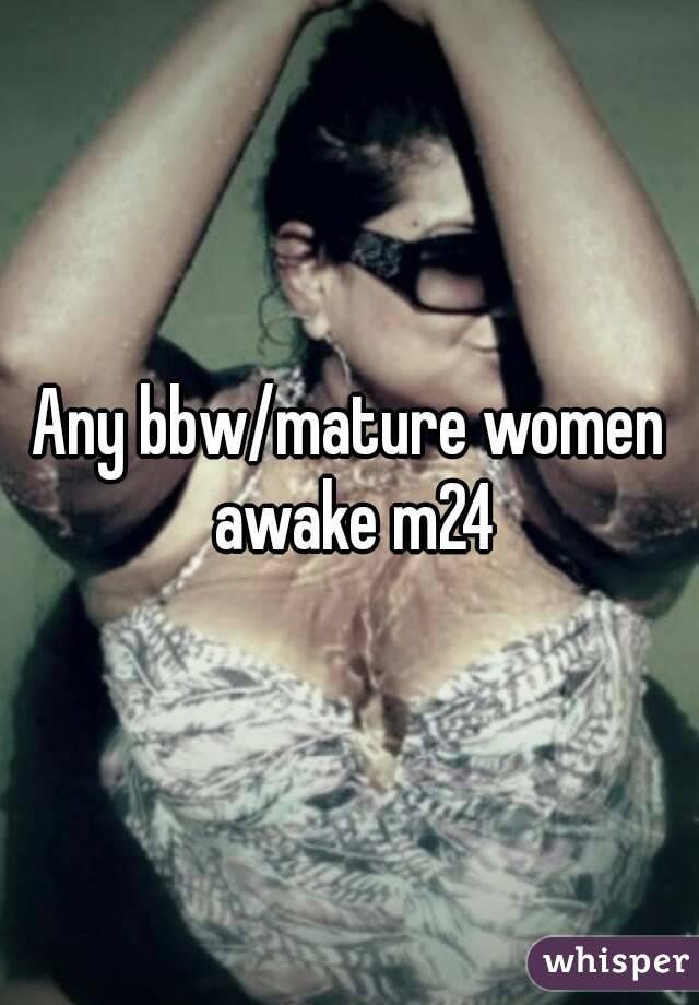 Adult mature bbw