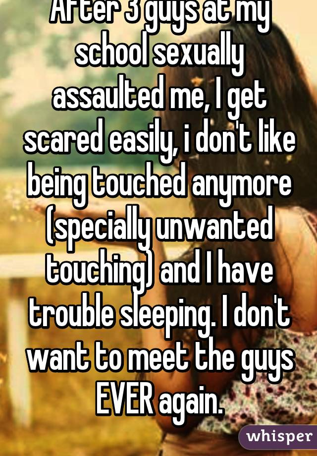 do guys like being touched
