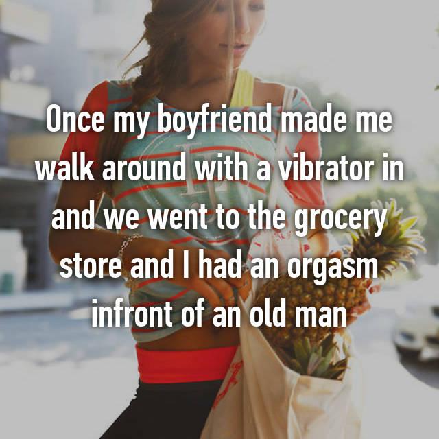 Spontaneous orgasm stories