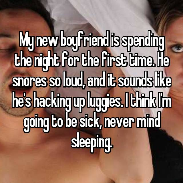 19 Anxieties Of Spending The Night For The First Time