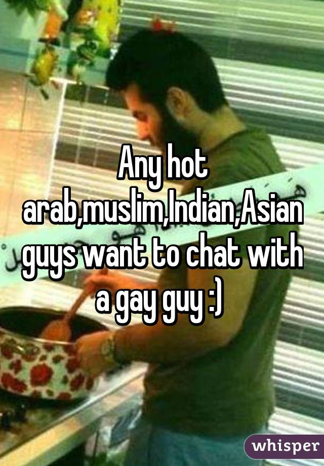 Arabic gay chat